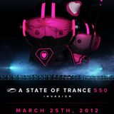 Cosmic Gate Live @ UMF 2012 ASOT 550 Stage