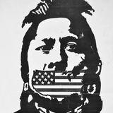 FREE LEONARD PELTIER DON T LET DIE IN PRISON WASTE CILAKE LEONARD