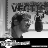 The New Music Show with Kieren Thomson - 26th October 2016