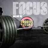 FOCUS! (Workout Mixtape) mixed by Adrian [Groove Fellaz]