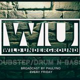 WU Wild Underground #2 (DrumNbaSS/\dubstep radio broadcast by Paulyno every Friday)