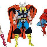 MetaFrequenz - Superheroes