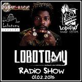 "Lobotomy Radio Show & Selecta Jallah Kadafi 01.02.2015 ""Roots &Culture Special Capelton"""