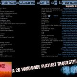 TranceActions World oF Trance # 14 ( a worldwide playist )