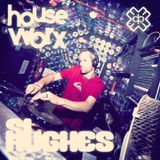 hOUSEwORX - Episode 214 - Si Hughes Guest Mix - D3EP Radio Network - 220219
