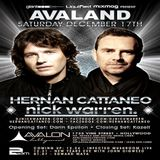 Nick Warren & Hernan Cattaneo - Live at Avalon (17.12.2007)