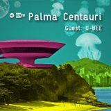 Palma Centauri Radioshow w/ Q-BEE (July 2017)