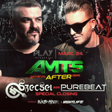2018.03.24. - Szecsei b2b Purebeat - AMTS Official Afterparty - Club PLAY, Budapest - Saturday