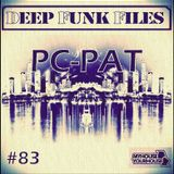 Deep Funk Files #83 with Pc-Pat