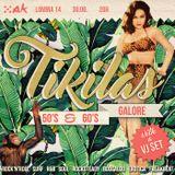 Tikilas #12 - Val de Vil mix - JUNGLE BOOGIE