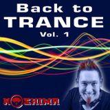 Noshima - Back to TRANCE