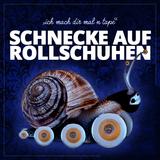 THE SNAIL ON ROLLER SKATES  -  DIE SCHNECKE AUF ROLLSCHUHEN