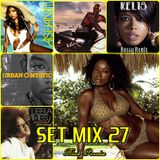 SET MIX 27 (BLACK PARADISE)