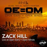 Zack Hill - Live @ Open Ears = Open Minds