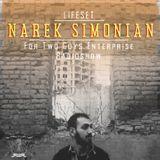 Narek Simonian Lifeset for Two Guys Enterprise radioshow 28.07.2016