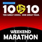 Soundwaves 10@10 Weekend Marathon - 11/10/17