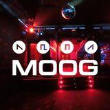 Live DJ set at MOOG (13/01/2014)