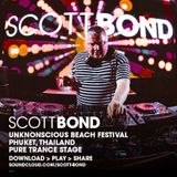 Scott Bond - @ UnKonscious Beach Festival, Phuket, Thailand (2018-05-06)
