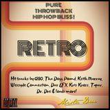 RETRO - The Hip Hop Mixtape