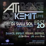 DJ Kemit presents ATL Dance Sessions : The Fall 2017 Soulful House Mix Vol. 1