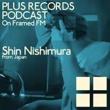 014: Shin Nishimura - PLUS RECORDS PODCAST [October 10, 2014]