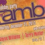 TAMBOR HOLIDAY PARTY MIX – DJ BE