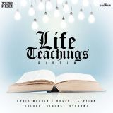 Life Teachings Riddim (young vibez prod 2018) Mixed By SELEKTA MELLOJAH FANATIC OF RIDDIM