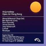 James Grant & Jody Wisternoff - Live at Anjunadeep Open Air Hong Kong ABGT300 (Hong Kong) - 30-Sep