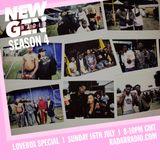 NewGenRadio [Lovebox Special] - 16th July 2017