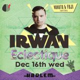 Eclectique KLM Mix for January/ February 2016 by DJ IRWAN
