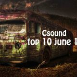 Csound top 10 June 2012 mix