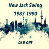 Dj D-ONE - New Jack Swing 1987-1990