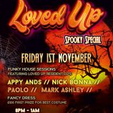 Mark Ashley - Loved Up Spooky Special promo mix