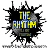 The Best 90 EuroMix19 -The Rhythm -the90sradio.com