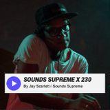 Sounds supreme x 230