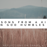 Lessons From a King:  When God Humbles You (Audio)