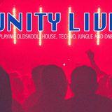 DJ JD - Debut Set On Unity Live 03-10-19 (Part 1 - New Skool)