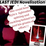 """SWC43   The Last Jedi Novelization: """"Opposing Viewpoints"""" Review"""