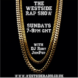 The FINAL Westside Rap Show with Rory JumPup: 10th March 2013