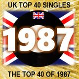 THE TOP 40 SINGLES OF 1987 [UK]