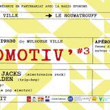 LoCoMoTiV #3 - Weltend, Selva, Reverend Alden & Kings Love Jacks (21 Mars 2015)
