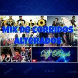 Mix de Corridos Alterados Volumen 2 Dj Blerk