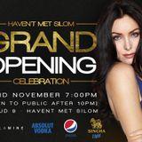 Natalie Glebova @ Haven't Met Grand Opening >>>> Recorded LIVE on 11/23/2017