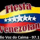 Programa Fiesta Venezolana - 10 setembro 2017 com ELY ORTA na Rádio Voz do Caima