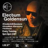 Coolectrik Session with Electum Goldensun at LocoLDN.com on 15 March 2016