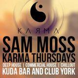 Karma York - April 2014 mixed by Sam Moss