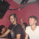 Richie Hawtin & Ricardo Villalobos - Somewhere In Aalborg 10.09.2004