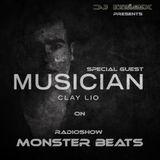 Dj EvoLexX–Monster Beats Radio Show Guest Mix by Clay Lio #7 (Radio Input)