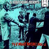 DJ Scratchdawg-TV & Movie Breaks VOL 2