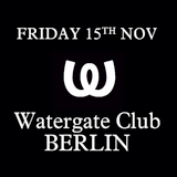 DER LEHRLING @ WATERGATE / OPENING-SET 15.11.2013 MADE FOR THE NIGHT BERLIN